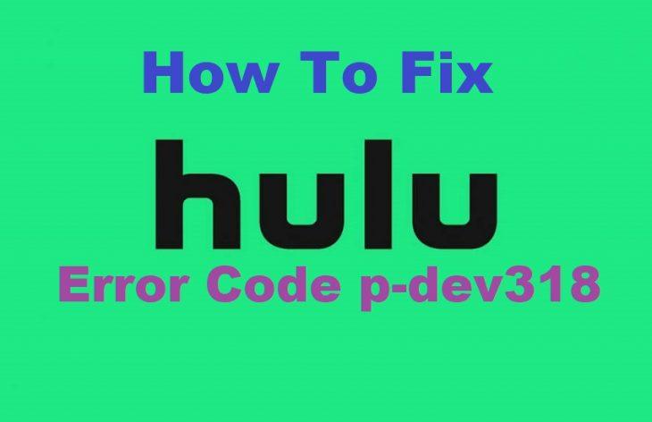 Fix HULU Error Code p-dev318